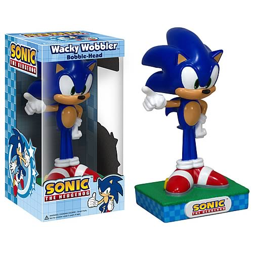 Sonic the Hedgehog Bobble Head