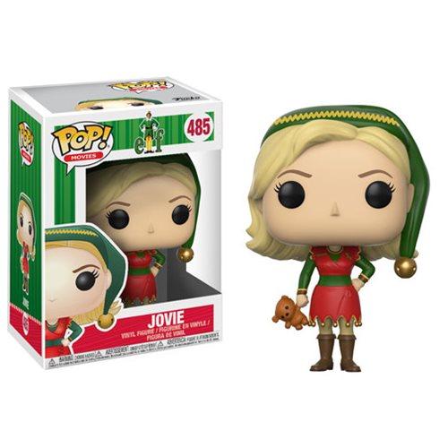 Elf Jovie Elf Outfit Pop! Vinyl Figure #485