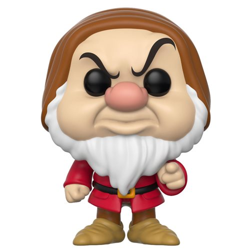Snow White and the Seven Dwarfs Grumpy Pop! Vinyl Figure #345