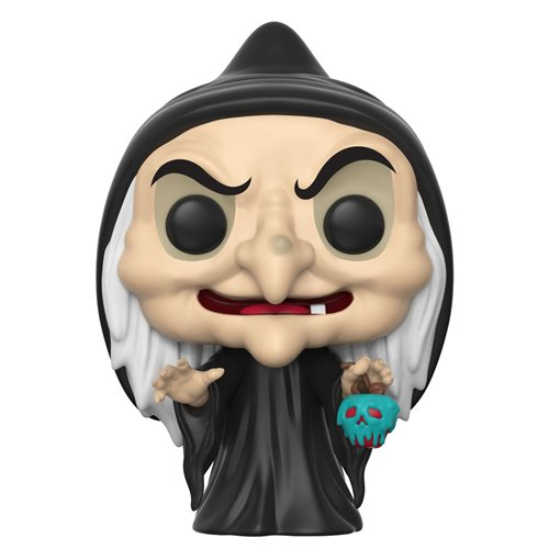 Snow White and the Seven Dwarfs Witch Pop! Vinyl Figure #347