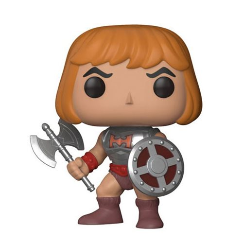 Masters of the Universe Battle Armor He-Man Pop! Figure