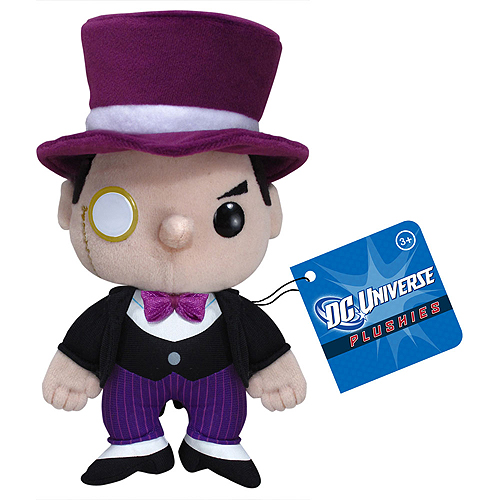 DC Universe The Penguin 7-Inch Plush