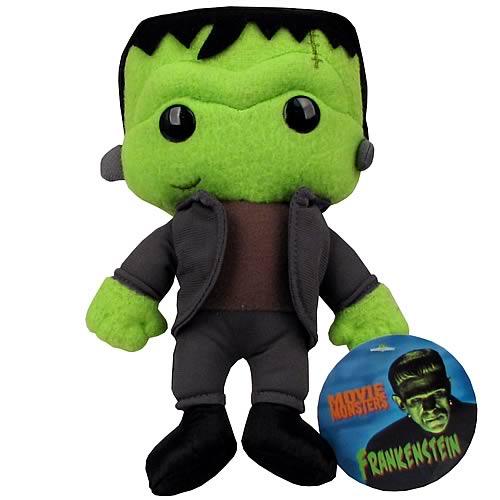 Plush Frankenstein Monster