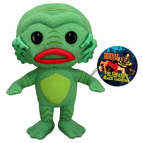 Plush Creature from the Black Lagoon