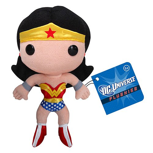DC Universe Wonder Woman 7-Inch Plush
