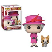 Royals Queen Elizabeth II Pop! Vinyl Figure #01