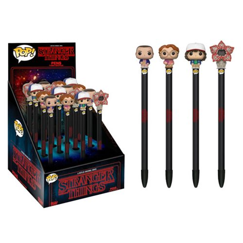Stranger Things Pop! Pen Display Case