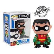 Batman Robin Pop! Heroes Vinyl Figure