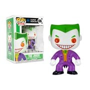 Joker Batman Pop! Heroes Vinyl Figure
