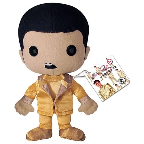 Elvis Presley Gold Suit 7-Inch Plush