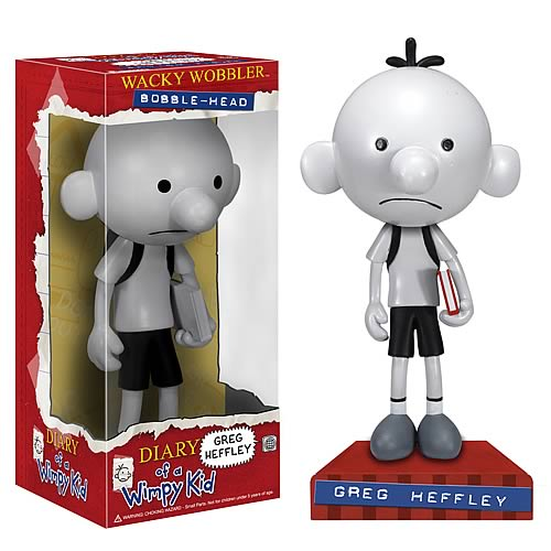 Diary of a Wimpy Kid Bobble Head