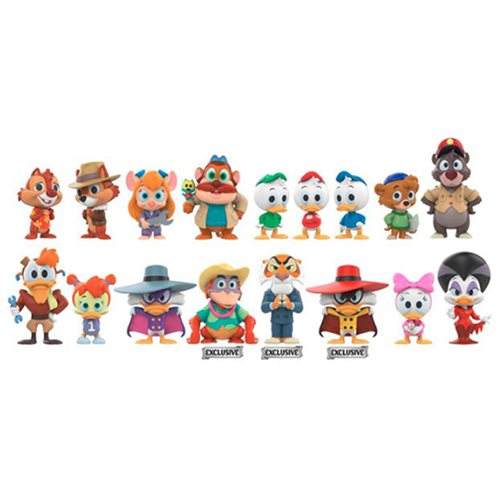 Disney Afternoons Mystery Minis Random 4-Pack - Exclusive