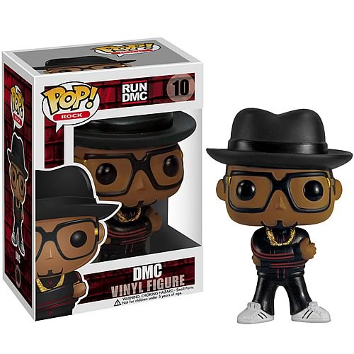 Run DMC Darryl McDaniels POP! Rock Vinyl Figure