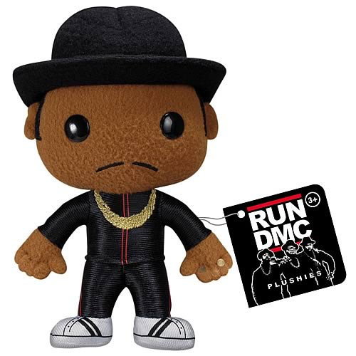 Run DMC Reverend Run 7-inch Plush