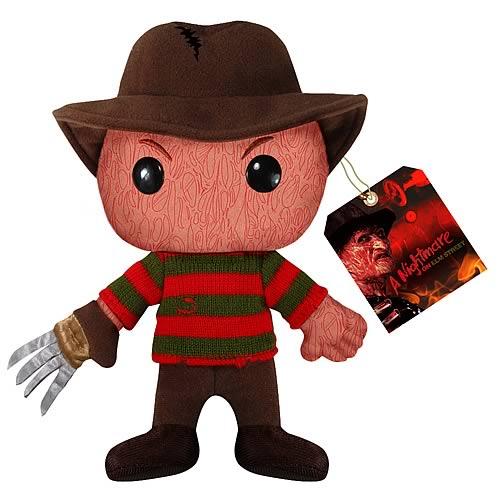 Halloween Freddy Toys : Nightmare on elm street freddy krueger inch plush