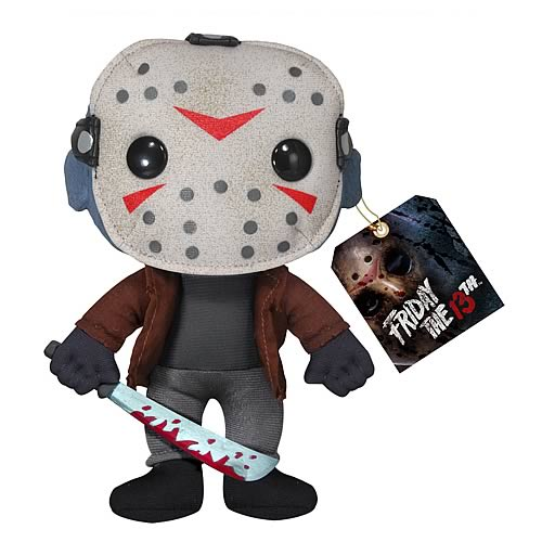 Friday the 13th Jason Voorhees 7-Inch Plush