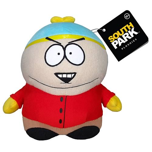 South Park Cartman 7-Inch Plush