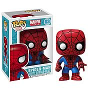 Spider-Man Marvel Pop! Vinyl Bobble Head
