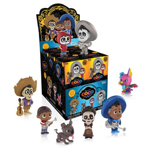 Coco Mystery Minis Display Case
