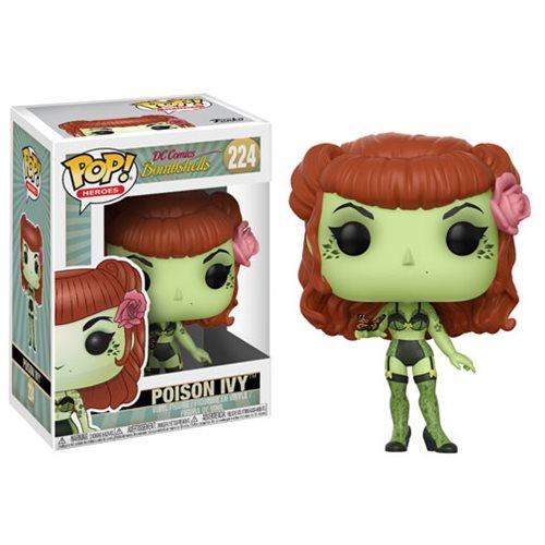 DC Bombshells Poison Ivy Pop! Vinyl Figure #224