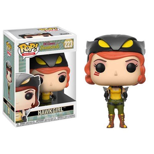 DC Bombshells Hawkgirl Pop! Vinyl Figure #223