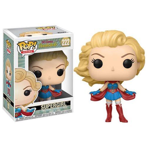DC Bombshells Supergirl Pop! Vinyl Figure #222