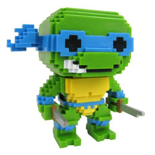 TMNT Leonardo 8-Bit Pop! Vinyl Figure #04