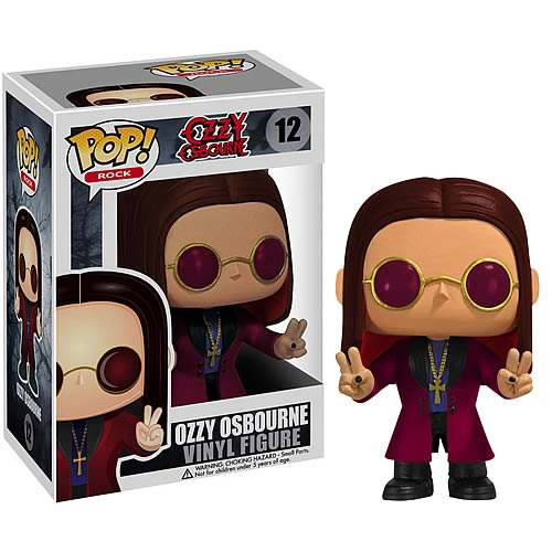 Ozzy Osbourne  POP! Rock Vinyl Figure