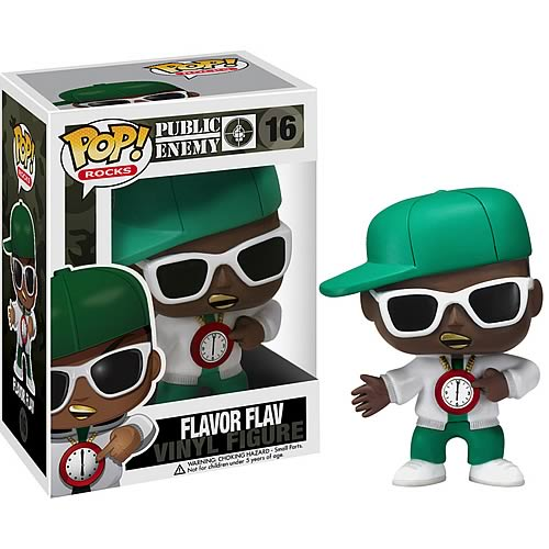 Public Enemy Flavor Flav Pop! Vinyl Figure