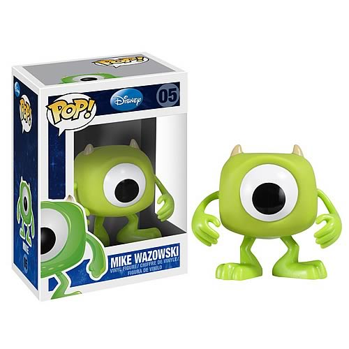 Monsters Inc. Series 1 Mike Disney Pop! Vinyl Figure