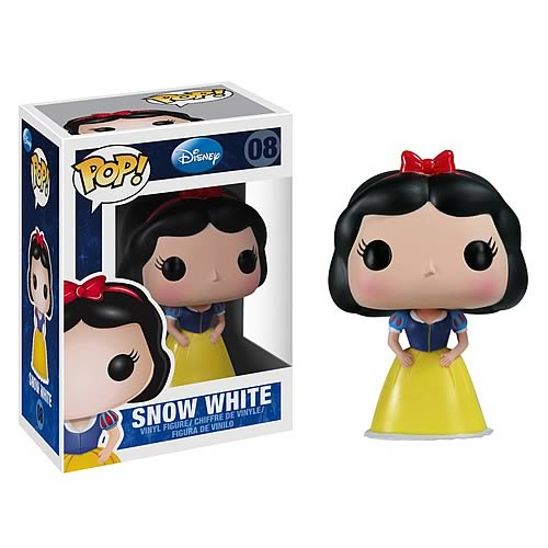 Snow White Pop! Disney Pop! Vinyl Figure