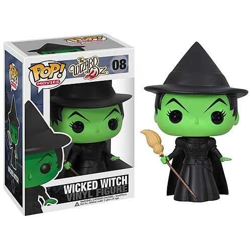 Wizard of Oz Wicked Witch Pop! Movies Vinyl Figure