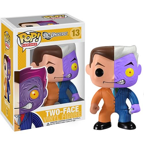 Two-Face POP! Heroes Vinyl Figure