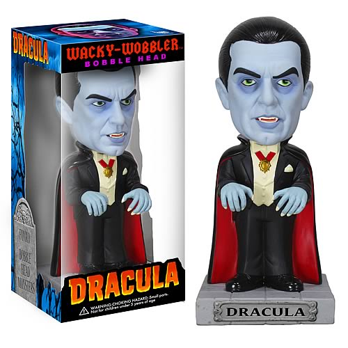 Dracula Bobble Head