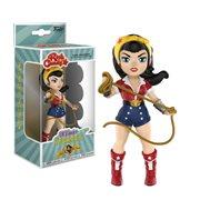 DC Bombshells Wonder Woman Rock Candy Vinyl Figure