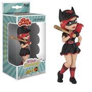 DC Bombshells Batwoman Rock Candy Vinyl Figure