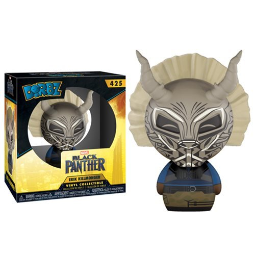 Black Panther Erik Killmonger Dorbz Vinyl Figure #425