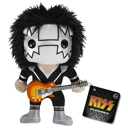 KISS Ace Frehley Spaceman Plush