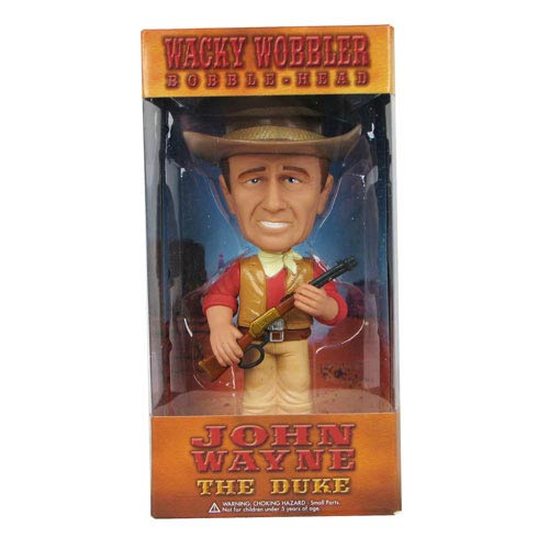 John Wayne Classic Bobble Head, Not Mint