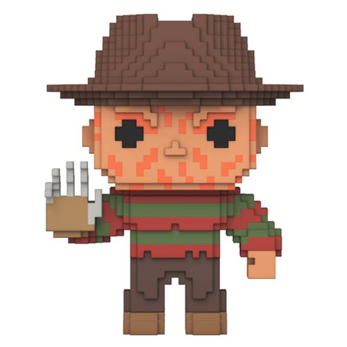 Nightmare on Elm Street Freddy Krueger 8-Bit Pop! Figure #22