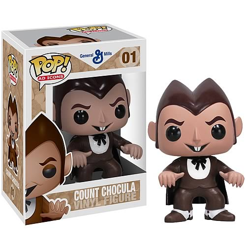 Count Chocula Pop! Vinyl Figure