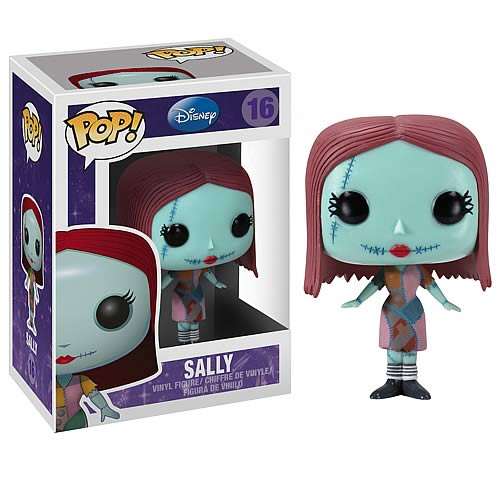 Nightmare Before Christmas Sally Disney Pop! Vinyl Figure