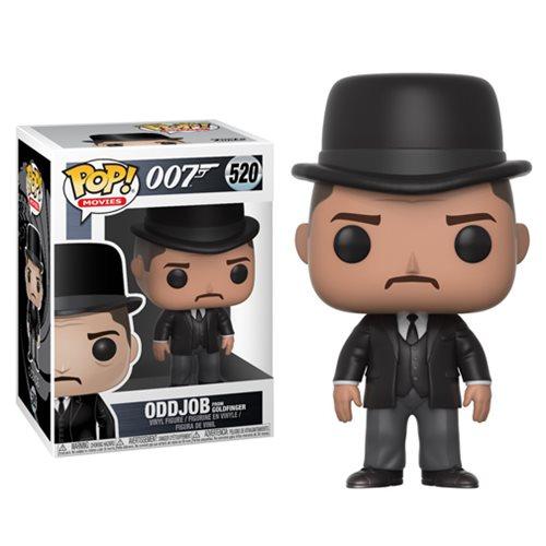 James Bond Oddjob Pop! Vinyl Figure #520