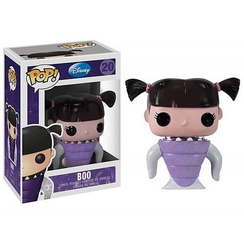 Monsters Inc. Boo Disney Pop! Vinyl Figure