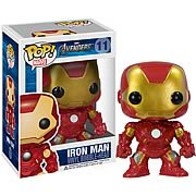 Avengers Movie Iron Man Pop! Vinyl Bobble Head
