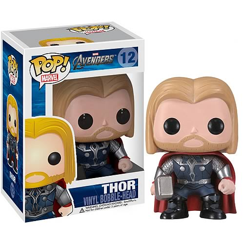 Avengers Movie Thor Pop! Vinyl Bobble Head
