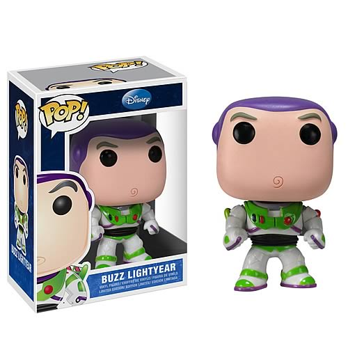 Toy Story Buzz Lightyear 9-Inch Disney Pop! Vinyl Figure