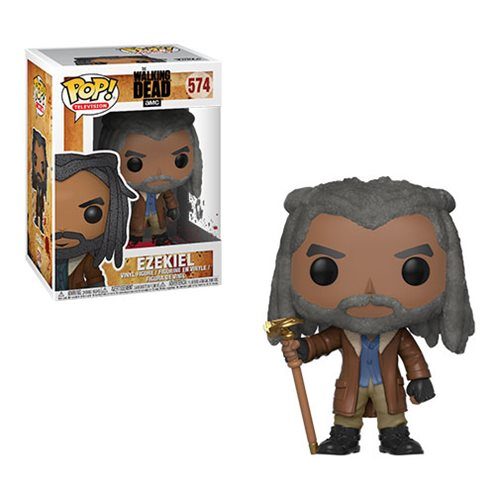 The Walking Dead Ezekiel Pop! Vinyl Figure #574