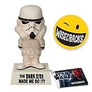 Star Wars Wacky Stormtrooper Darkside Made Me Do It Figure