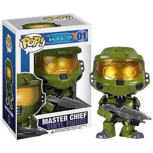 Halo Master Chief Pop! Vinyl Figure